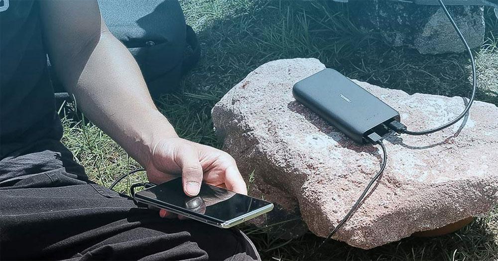 baterias externas usb c 20.000 mah
