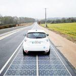 El futuro de la energía solar está en las carreteras