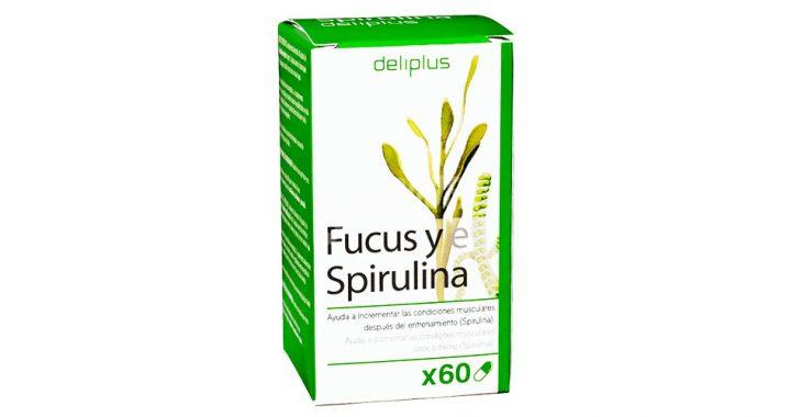 fucus espirulina mercadona