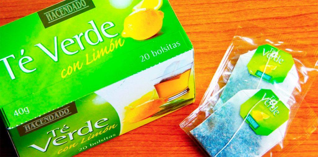 productos para adelgazar mercadona te verde