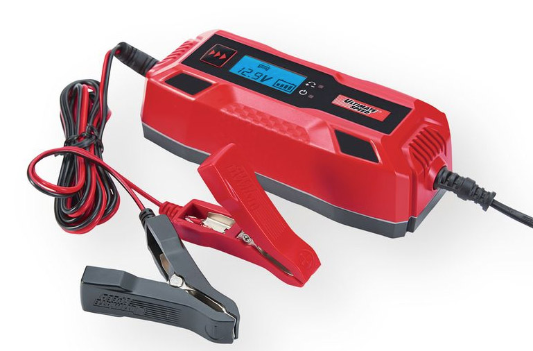 cargador arrancador baterias coche moto lidl