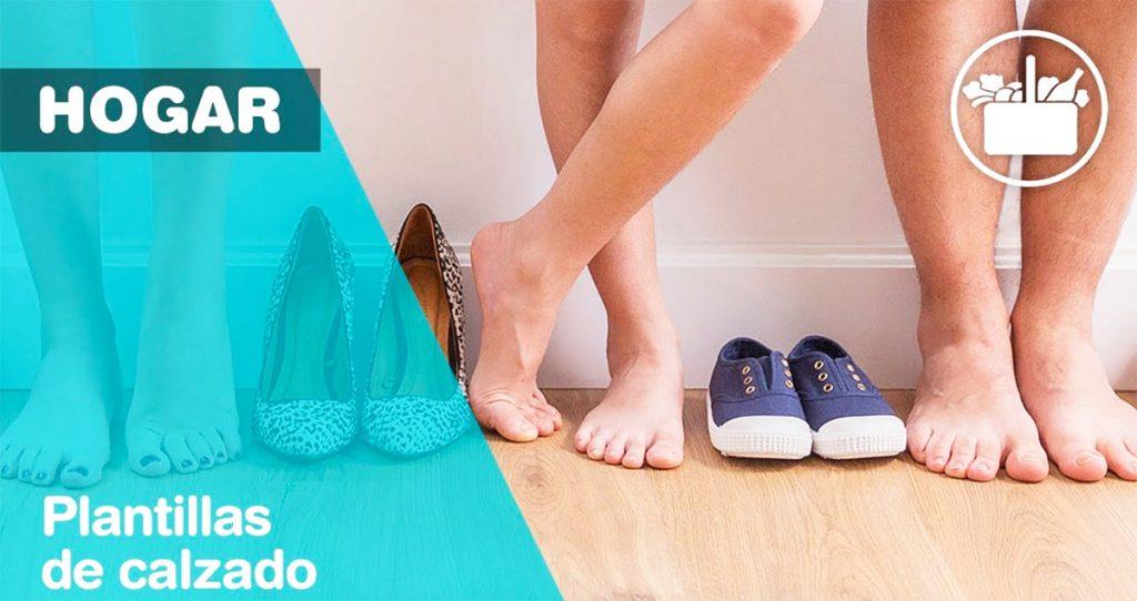 mejores plantillas calzado mercadona