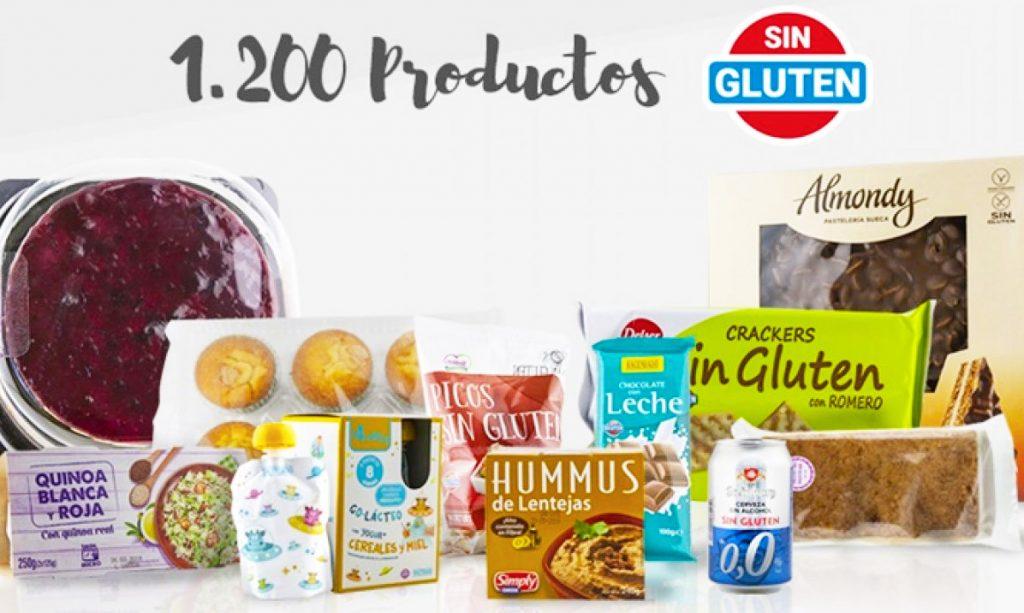 productos sin gluten mercadona