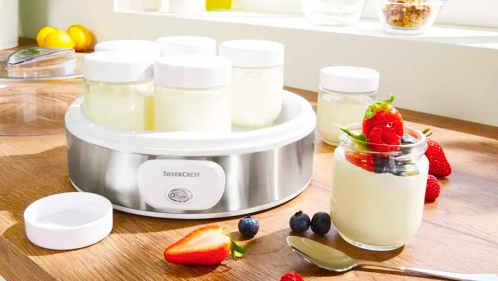 yogurtera lidl