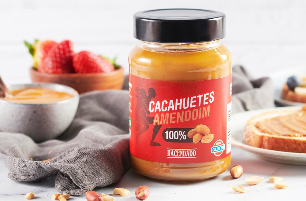 Crema de Cacahuete Mercadona