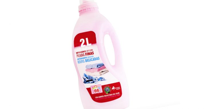 Detergente Liquido prendas finas Bosque Verde Mercadona