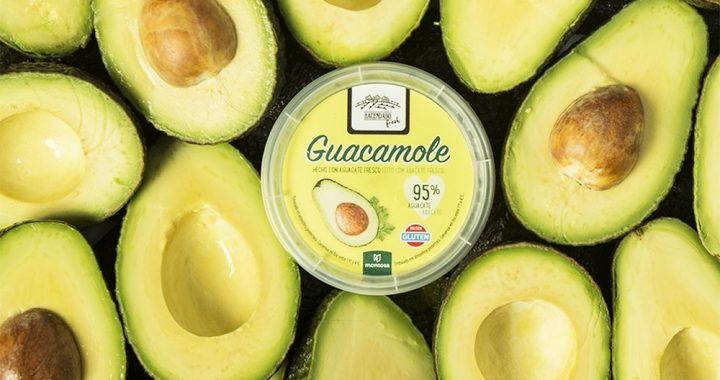Guacamole aguacate Mercadona