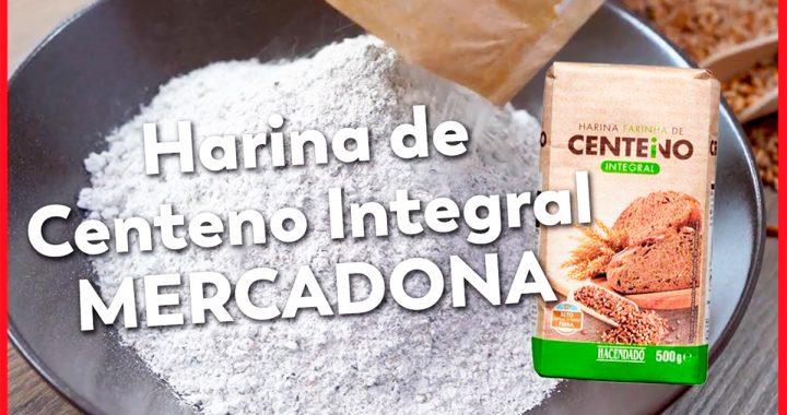 Harina de Centeno Integral Mercadona