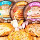 Nuevas Pizzas Rellenas de queso de Mercadona: Pizza Americana, Pizza 4 Quesos, Pizza Estacione