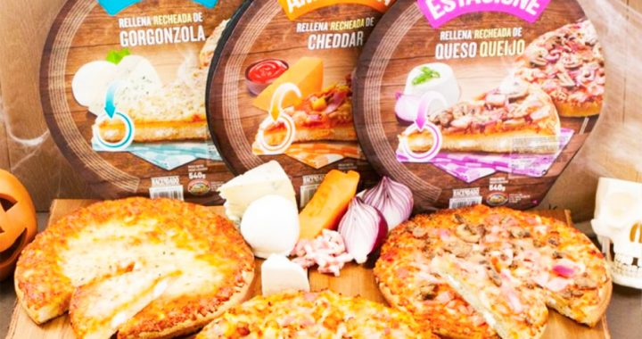 Pizzas Rellanas queso Mercadona Pizza Americana Pizza 4 Quesos Pizza Estacione