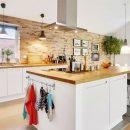 Muebles Cocina Conforama: Mueble microondas FACTORY, Mesa SOFÍA, sillas COMET, Armario de cocina TANGO