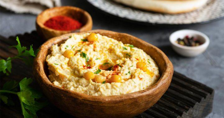 receta hummus Salsa Tahini Mercadona