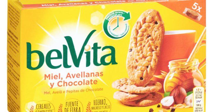 galletas de avena marcadona Belvita