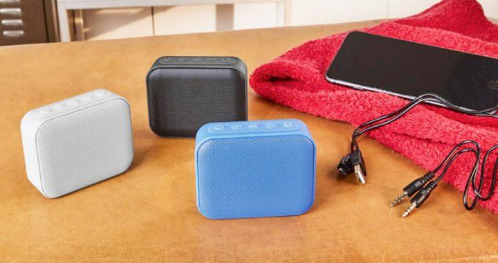 Altavoz Bluetooth Silvercrest Lidl